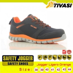 Jogger Ligero Orange